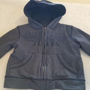 Calvin klein sweat jacket